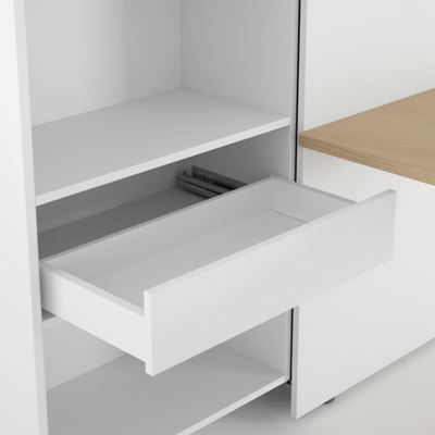 Smartdesk-cassetto